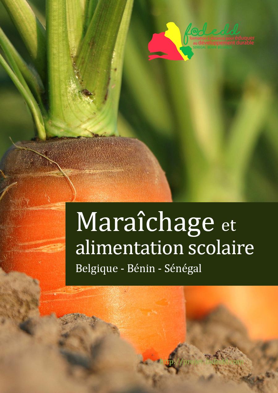 Maraîchage et alimentation scolaire - Belgique, Bénin, Sénégal